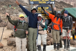 Day 5: Karanga Valley to Barafu