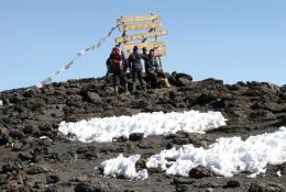 Summit Kili Day 6