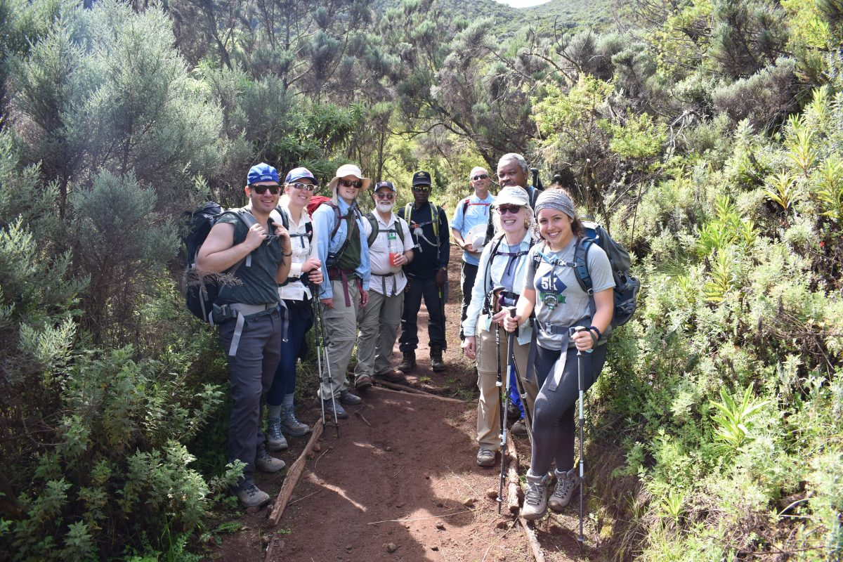 7 DAYS MOUNT KILIMANJARO MACHAME ROUTE