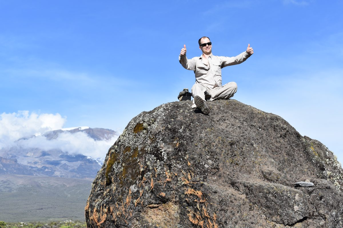 6 DAYS MOUNT KILIMANJARO SHIRA ROUTE